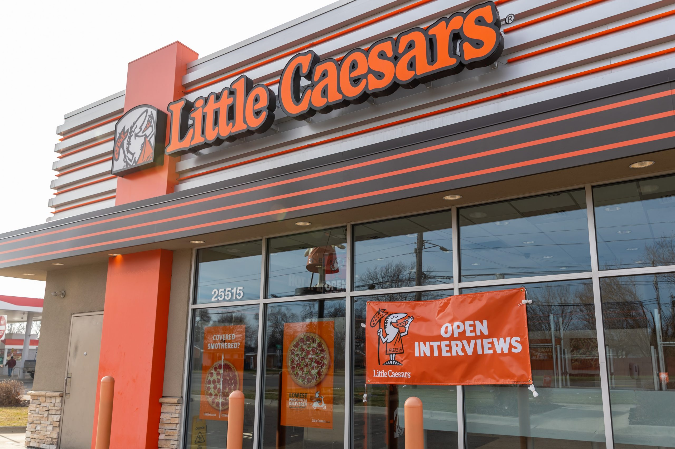 Little Caesars Restaurant